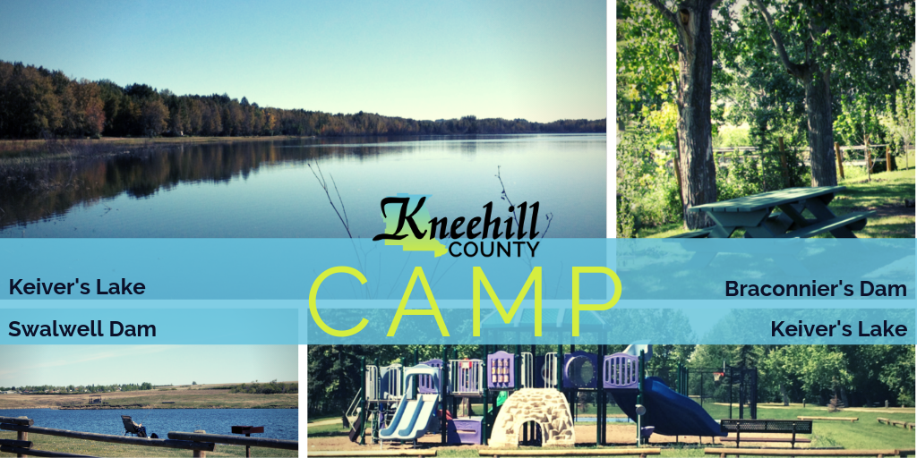 Kneehill County Campgrounds
