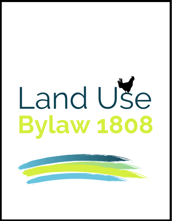 Land Use Bylaw 1808 Newsflash